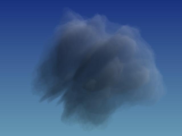 Volumetric Clouds | slsdo